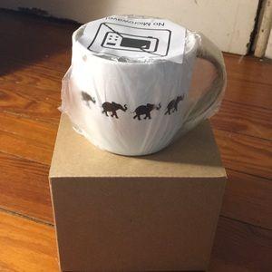 Ivory Ella forever elephants mug